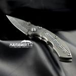 James Coogler's Damascus Harrissi XL Prototype (CooglerDamHarrissiXLProto)