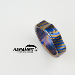 James Coogler Timascus Ring Style 2 - Size 11 (CooglerTimRingStyle 2)