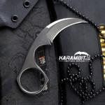 Bastinelli Cerakote Diagnostic Neck Knife (BastiDiagnosticNeckSatin)