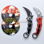 Fox 479 Kryptek Neptune Karambit & DVD Training Package - 3 in 1 (FX479KN+Trainer+DVDPkg)