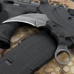 James Coogler's Black Stonewashed Juggernaut Karambit (JCooglerJuggrBlkSWKbit)