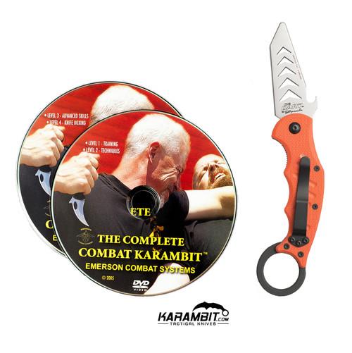 Fox Dart Karambit Trainer and DVD