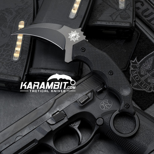 Fox Kuku Hanuman Fighting Karambit