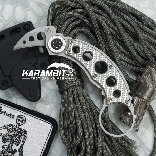 Mantis MK-f Mrs. Smith Fixed Karambit (MNMK-F)