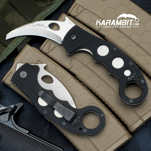 Emerson Stonewash Super Folding Karambit