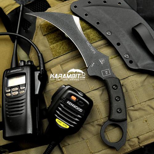 Tac Tops Black Karambit (TPTAC01)