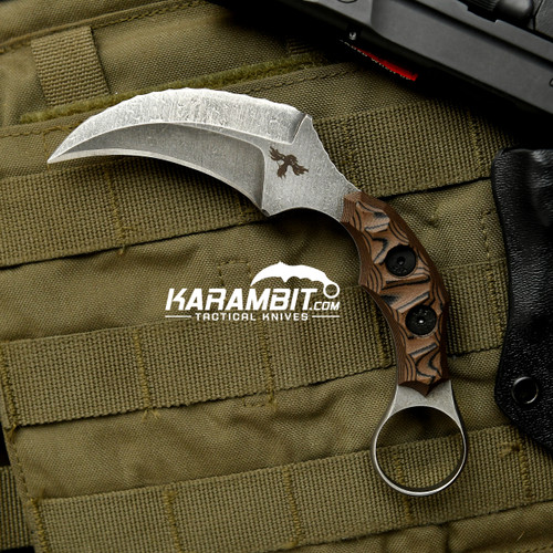 James Coogler's Touca Prototype Karambit