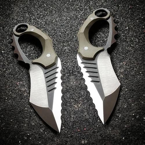 R.S. Knifeworks D-Guard Spade