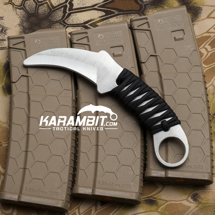 "Karambit Trainer Model B w/3.75"" blade (KbitTrainerModelB)"