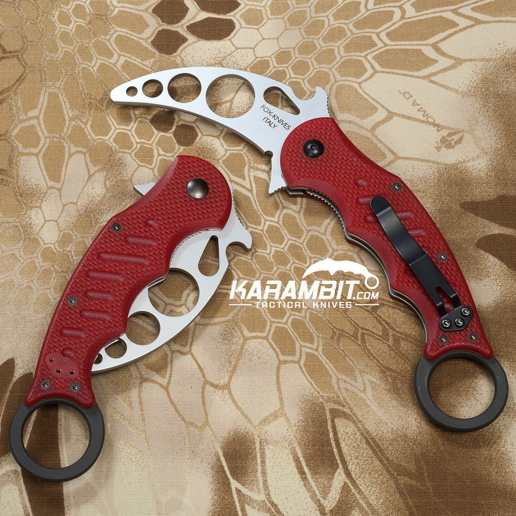 Fox Red G10 Trainer + DVDPkg (FX479-TK+DVD)