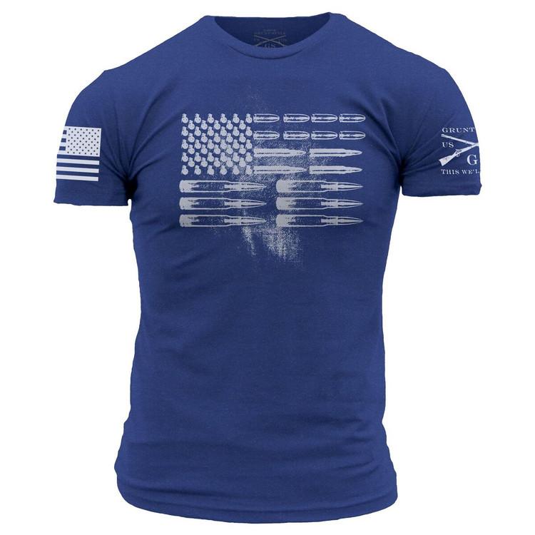 Ammo Flag Tshirt (AmmoFlagTshirt)