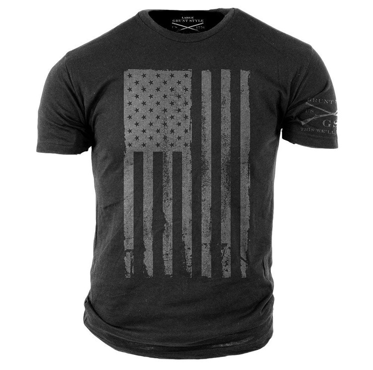 America Grey Tshirt (GS389)