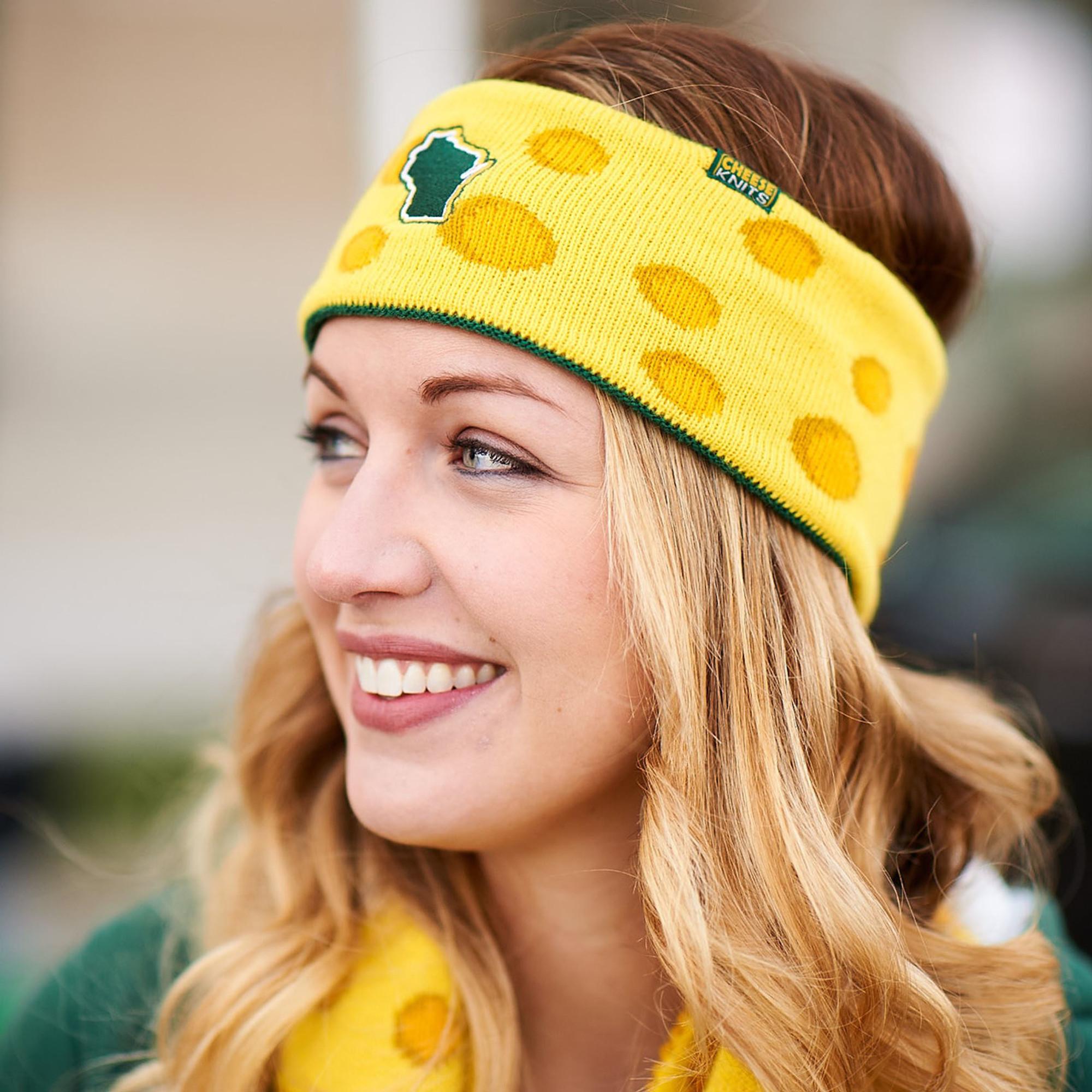 Fabulous Buy the perfect knit and fleece headband to compliment your  KA97