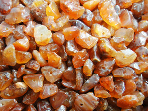 Beads Chip - Carnelian 100g