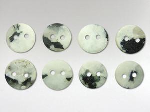 Buttons 10mm - Rainbow Moonstone