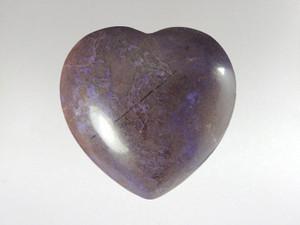 Puffy Heart - Jadeite Purple