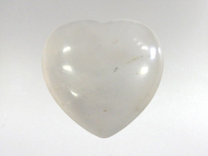 Puffy Heart - Moon Quartz