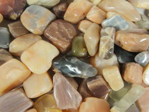 Tumble Stone - Moonstone 250g