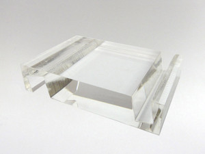 Acrylic Slice Stand - Pack of 10