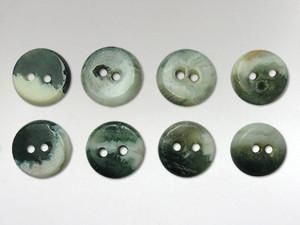 Buttons 10mm - Orbicular Jasper