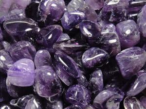 Tumble Stone - Amethyst 250g