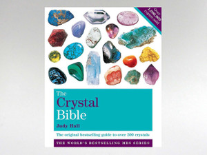 Book - The Crystal Bible by Judy Hall