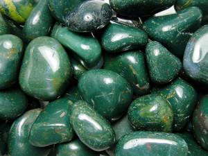Tumble Stone - Bloodstone 250g