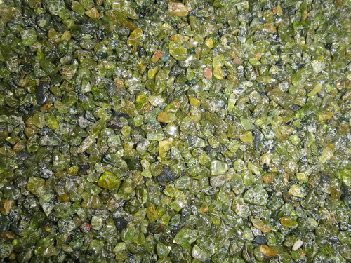 Tumble Stone - Peridot 250g
