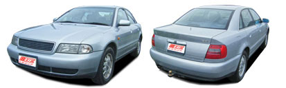 FIND NEW AFTERMARKET PARTS TO SUIT AUDI A4 B5 1995-2000