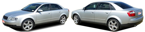 FIND NEW AFTERMARKET PARTS TO SUIT AUDI A4 2001-2004