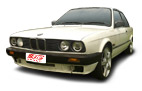 FIND NEW AFTERMARKET PARTS TO SUIT BMW 3'S E30