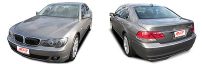 FIND NEW AFTERMARKET PARTS TO SUIT BMW 7 SERIES E65/E66 2003-