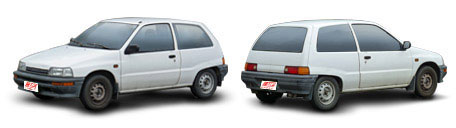 FIND NEW AFTERMARKET PARTS TO SUIT DAIHATSU CHARADE G100/G200 1987-1995