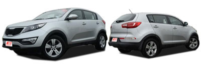 FIND NEW AFTERMARKET PARTS TO SUIT KIA SPORTAGE 2010-