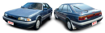 FIND NEW AFTERMARKET PARTS TO SUIT FORD TELSTAR GC/GD/GE 1983-1994