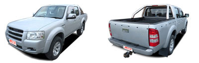 FIND NEW AFTERMARKET PARTS TO SUIT FORD RANGER 2006-