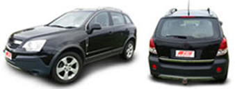 FIND NEW AFTERMARKET PARTS TO SUIT HOLDEN CAPTIVA MAXX/5 2006- SPORT