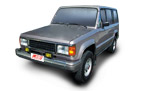 FIND NEW AFTERMARKET PARTS TO SUIT HOLDEN JACKAROO L1/L2 1981-1997