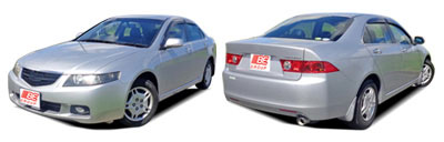 FIND NEW AFTERMARKET PARTS TO SUIT HONDA ACCORD 2003-2005