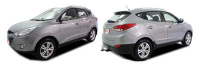 FIND NEW AFTERMARKET PARTS TO SUIT HYUNDAI TUCSON 2010-