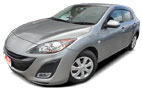 FIND NEW AFTERMARKET PARTS TO SUIT MAZDA 3 2009-
