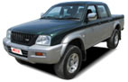 FIND NEW AFTERMARKET PARTS TO SUIT MITSUBISHI L200/TRITON 2001-2005