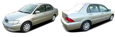 FIND NEW AFTERMARKET PARTS TO SUIT MITSUBISHI LANCER CS 2001-2003