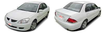 FIND NEW AFTERMARKET PARTS TO SUIT MITSUBISHI LANCER CS 2003-