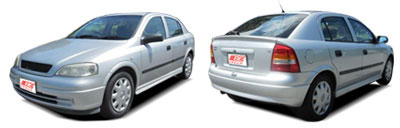 FIND NEW AFTERMARKET PARTS TO SUIT HOLDEN ASTRA 1998-