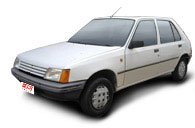 FIND NEW AFTERMARKET PARTS TO SUIT NISSAN PEUGEOT 205 1986-1993