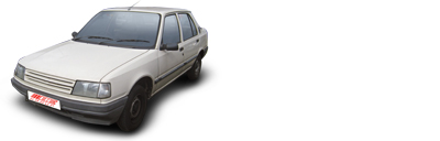FIND NEW AFTERMARKET PARTS TO SUIT PEUGEOT 309 1986-1990