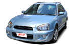 FIND NEW AFTERMARKET PARTS TO SUIT SUBARU IMPREZA 2002-