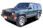 FIND NEW AFTERMARKET PARTS TO SUIT JEEP CHEROKEE 1984-1996