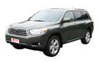 FIND NEW AFTERMARKET PARTS TO SUIT TOYOTA HIGHLANDER/KLUGER 2008-